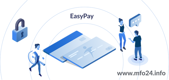 Віртуальна карта для оплат в екосистемі EasyPay